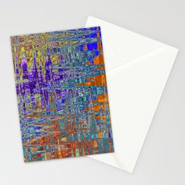 NINETY SECOND AFTER UNIVERSE SEVEN FORMED FROM THE VOID Stationery Cards