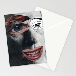Grandpa - Vintage Collage Stationery Cards