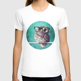 Intellectual Owl T-shirt