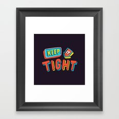TIGHT Framed Art Print