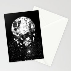 The Moon Is Down Stationery Cards
