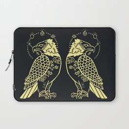 Messenger of Fire and Air Laptop Sleeve
