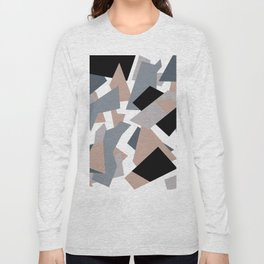 Abstract background 112 Long Sleeve T-shirt