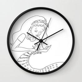 Making a list Wall Clock