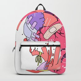 Fixed Backpack