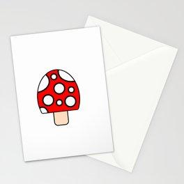 Mushroom or Toadstool 7 Stationery Cards