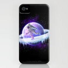 spaceskater iPhone (4, 4s) Slim Case