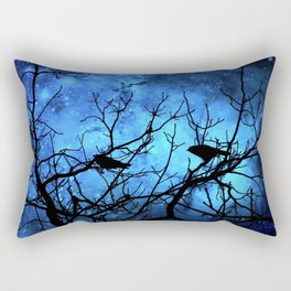 Crows: Attempted Murder -Blue Skies Rectangular Pillow