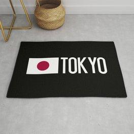 Japan: Japanese Flag & Tokyo Rug