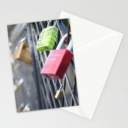 Locks of Love Stationery Cards