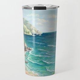 Sunny island, Travel Mug