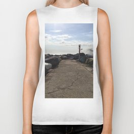 end of the road Biker Tank