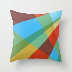 Untitled III Throw Pillow