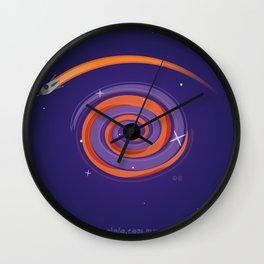 cosmic glance Wall Clock