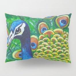 On Display - Peacock Pillow Sham