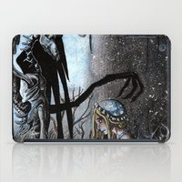 nightmare iPad Cases featuring Nightmare by Ju.jo.weh