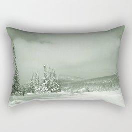 Winter day3 Rectangular Pillow