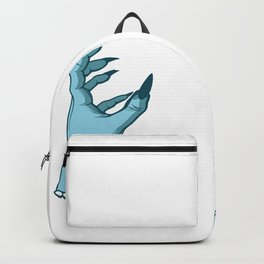 Dice Hands Gamer Or Online Player Gift Backpack