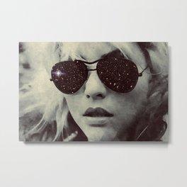 Holy Blondie (debby harry) Metal Print