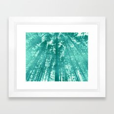 Glory of the Magnificents Framed Art Print