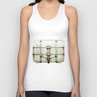 metal Tank Tops featuring metal by alina vasile