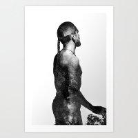 MACROCOSMOS 08 Art Print