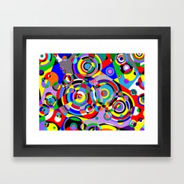 Raindrops by Bruce Gray Framed Art Print