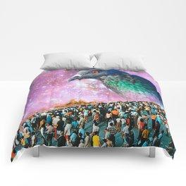 Pigeon Comforters