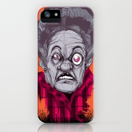 On This Very Night iPhone Case
