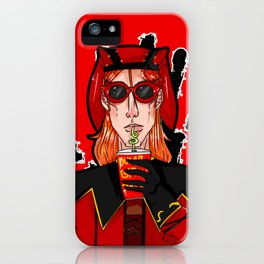 Clown Juice iPhone Case