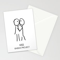 KISS by ISHISHA PROJECT Stationery Cards