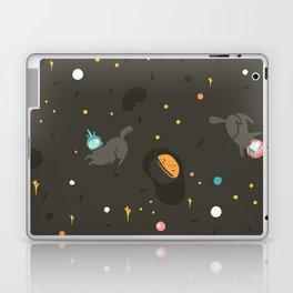 Space unicorn pattern Laptop & iPad Skin