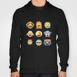 Nakama Emoji Design Hoody
