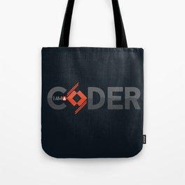 Coder Tote Bag