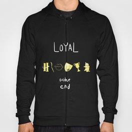 Loyal Hufflepuff Hoody