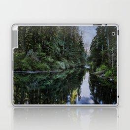 Spawning a River Laptop & iPad Skin