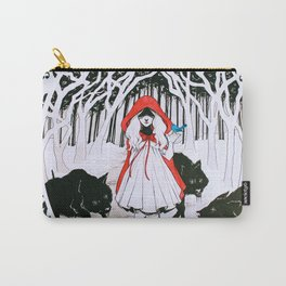 Amongst Wolves Carry-All Pouch