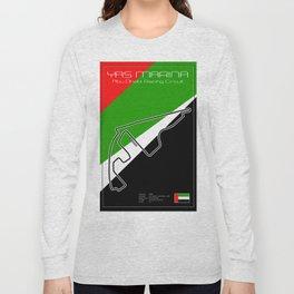 Yas Marina Racetrack Long Sleeve T-shirt
