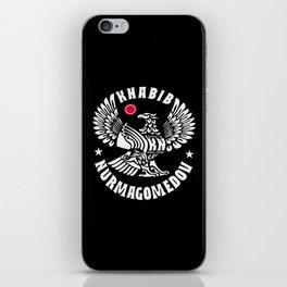 The Dagestani Eagle iPhone Skin