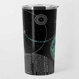 Pale Blue Dot Travel Mug