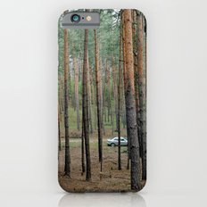 Forest & Car iPhone 6s Slim Case