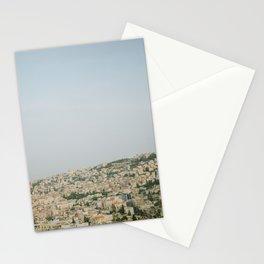Morning over Nazareth - Fine Art Travel Photography Stationery Cards