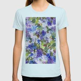 French Lavender Lilacs T-shirt