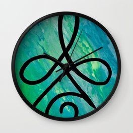 Hatumi Wall Clock