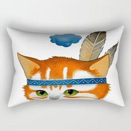 LITTLE QUIET CLOUD by Raphaël Vavasseur Rectangular Pillow