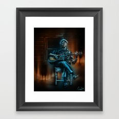 Lament Framed Art Print