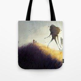 The Earth Giants Tote Bag
