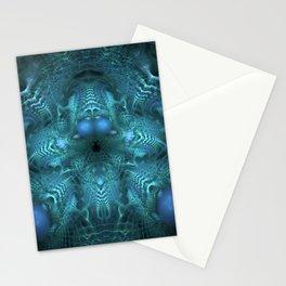 Juju Blue Stationery Cards