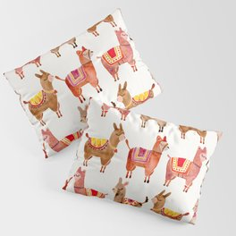 Alpacas Pillow Sham