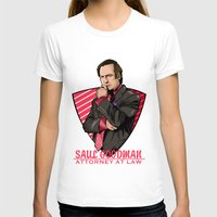 lawyer T-shirts featuring You need a lawyer? by Akyanyme